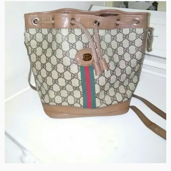 32b30338a730b0 Gucci Bags   Bucket Bag Authentic   Poshmark